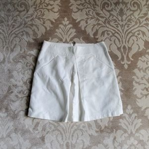 Michael Michael Kors white quilted skirt size 12